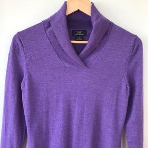 Brooks Brothers merino wool sweater